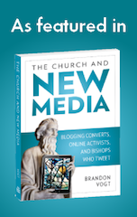 Angela is featured in 'The Church and New Media.'
